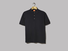 Andersen - Andersen Polo Short Knit (Navy Blue)