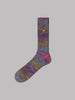 Anonymous Ism Go Hemp Splash Crew Socks (Multi)