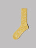 Anonymous Ism Slub Crew Socks (Yellow)
