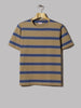 Arpenteur Match T-Shirt (Sand / Quadruple Blue)
