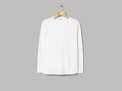 Arpenteur Zef Sweat (White Rachel Jersey Combed Cotton)