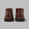 Astorflex Walkflex Boots (Dark Chestnut Leather)