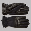 Barbour Rugged Melton Wool Mix Glove (Navy)