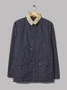 Barbour Washed SL Bedale Jacket (Navy)