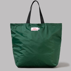 Battenwear Packable Tote (Forest Green / Black)