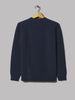 Beams Plus Crew Cotton Nylon 3G Sweat (Navy)