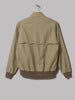 Beams Plus Wool Harrington (Khaki)