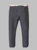 Beams Plus Slim Nep Gym Pants (Navy)