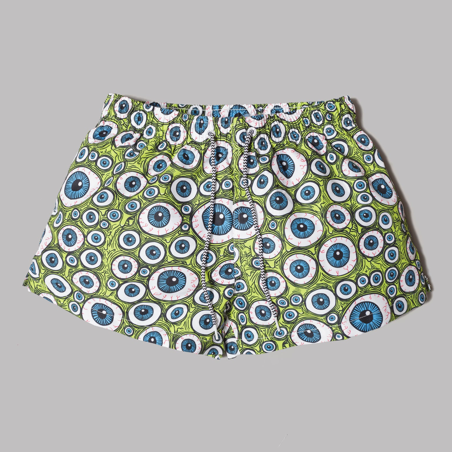b153f3dad1 Boardies Fos Eyes Lime Shortie Short (Green) – Oi Polloi