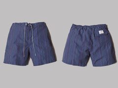 Boardies Band Of Outsiders Stripe Short (Navy)