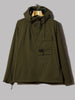 C.P. Company Hooded Pro-Tek Overshirt (Ivy Green)