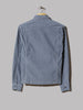 C.P. Company Long Sleeve Cord Shirt (Blue Fog)
