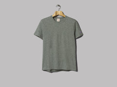 Champion Crewneck Marl T-Shirt (Green)
