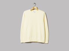 Colorful Standard Sweatshirt (Soft Yellow)