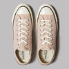 Converse 1970s Chuck Taylor All Star Ox (Particle Beige / Black / Egret)