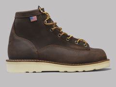"Danner Bull Run Boots 6"" (Brown)"
