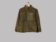 Deus Ex Machina Mackay Fleece (Dark Olive)