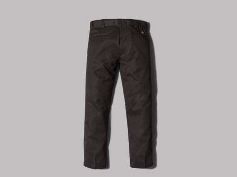 Dickies 873 Slim Straight Work Pants (Black)