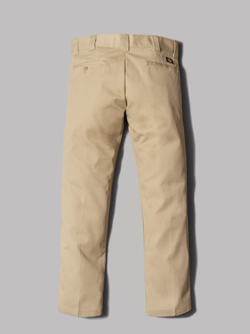 Dickies 873 Slim Straight Work Pants (Khaki)