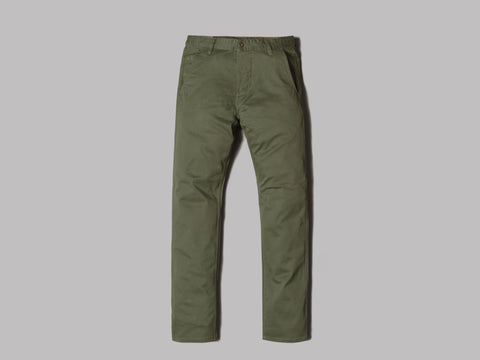 Dockers Alpha Khaki Slim Tapered Lightweight Chinos (dockers Olive)