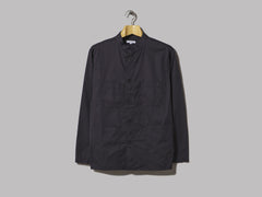 Engineered Garments Dayton Shirt (Dark Navy High Count Twill)