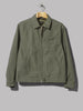 Engineered Garments Driver Jacket (Olive Cotton Double Cloth)