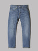 Edwin ED-55 Regular Tapered Jeans (Clean Wash 12oz Kingston Blue Denim)