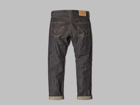 Edwin ED-55 Relaxed Tapered Jeans (Dry 13.5oz Granite Denim)
