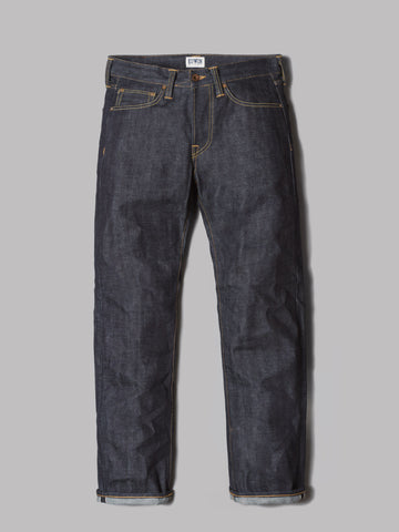Edwin ED-47 Regular Straight Jeans (Dry 14oz Red Selvage Denim)