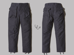 Engineered Garments Norwegian Pants (Dark Navy Cotton Double Cloth)