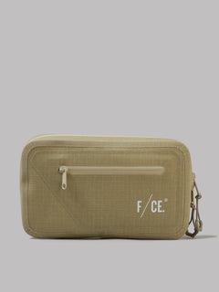 F/CE Seamless Travel Satchel (Beige)