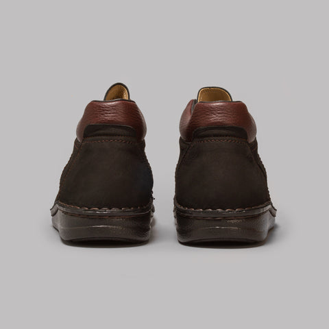Finn Comfort Linz (Black Nubuck / Brown)