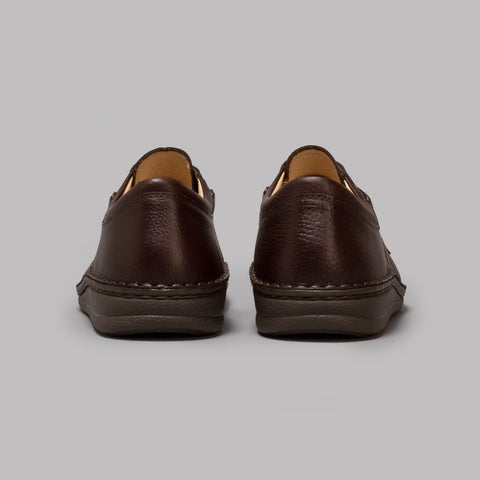 Finn Comfort Vaasa (Coffee Full Grain Leather)