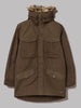 Fjällräven Singi Winter Jacket (Dark Olive)