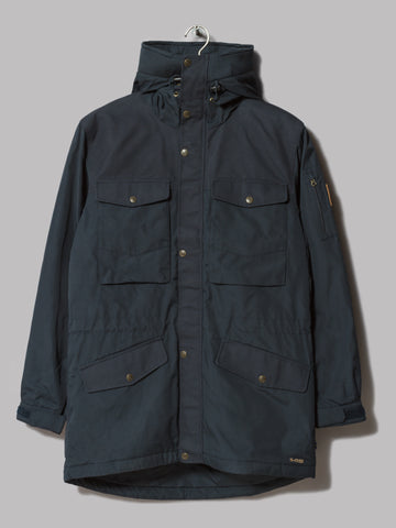 Fjällräven Singi Winter Jacket (Dark Navy)