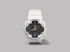 G-Shock GA-100B-7AER Watch (White)