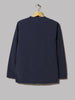 Gramicci Packable Camp Long Sleeve Tee (Double Navy)