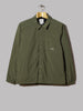 Gramicci Nylon Fleece Coaches Shirt (Olive)