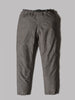 Gramicci American Velveteen Jogger Pants (Mid Grey Heather)