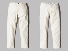 Home Work Twill Weekend Worker Pants (Stone)