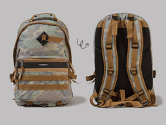 Indispensable Fusion Kantian Gridstop Daypack (Army)