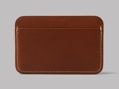 La Perruque Cardholder (Gold Novonappa Calf Leather)