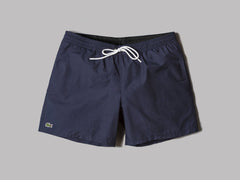 Lacoste Classic Swim Shorts (Navy Blue / Black)
