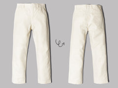 Séfr Mike Trousers (Off White)