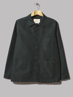 Le Mont Saint Michel Genuine Work Jacket (Forest)
