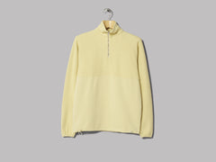 Les Basics Le Zip Sweat Solid (Yellow)