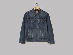 Levi's Lined Trucker Jacket (Chewy Trucker)