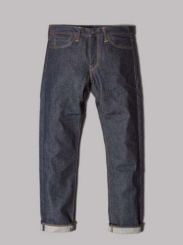 Levi's 511 Slim Fit Jeans (Rigid Urn Denim)