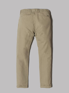 NN07 Karl Cotton-Linen Chino (Khaki Green)