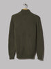 NN07 Pearl Roll Neck (Dusky Green)